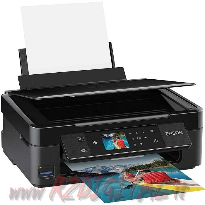 STAMPANTE INKJET WIFI EPSON EXPRESSION XP432 MULTIFUNZIONE COLOR