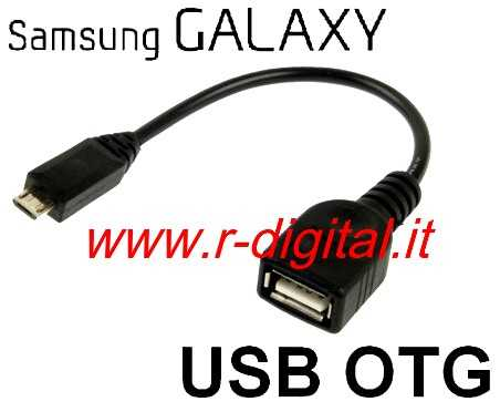CAVO GALAXY USB FEMMINA SAMSUNG CELLULARE S2 S3 I9100 N7000 NOTE