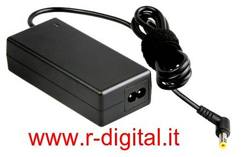 ALIMENTATORE ACER 30W 19V 1.58A 5.5/1.7 mm RICAMBIO ASPIRE ONE